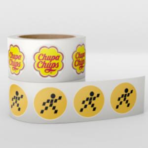 in sticker cuộn
